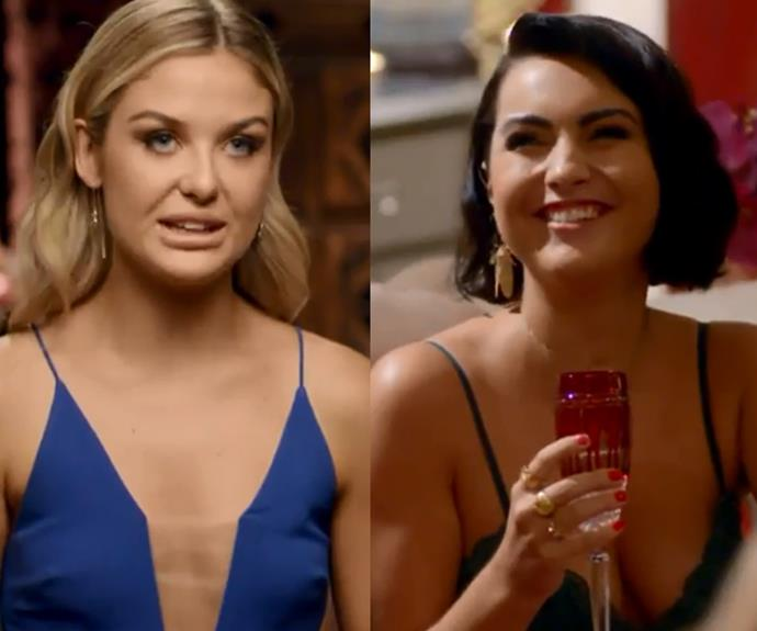 The Bachelor Australia show-down! Cat and Sophie fight over an ex-boyfriend