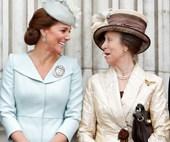 The royal family celebrate Princess Anne's 68th birthday