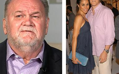 Thomas Markle didn't attend Duchess Meghan's first wedding either