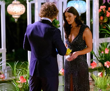 Does Brittany win The Bachelor Australia? She's certainly caught Nick Cummins' attention