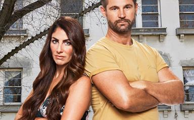 The Block's shock exit: Why Hayden and Sara walk