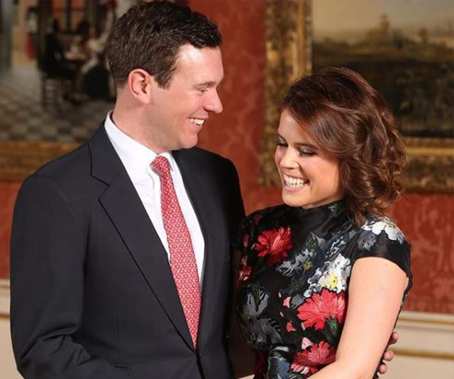 Princess Eugenie and Jack Brooksbank will tie the knot at St George's Chapel in Windsor on October 12.