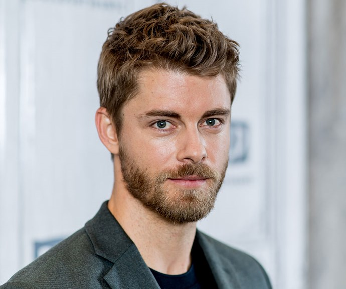 Luke Mitchell The Code