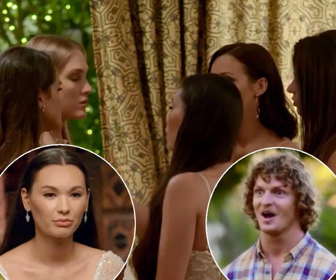 Mass walkout alert! The Bachelor Australia producers beg 'unimpressed' girls to stay