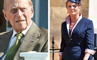 Sarah Ferguson and Prince Philip's feud may boil over at Princess Eugenie's wedding