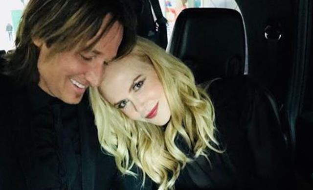 Nicole Kidman and Keith Urban donate $100,000 to drought relief