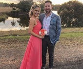 Former Hi-5 star Charli Robinson announces her pregnancy with partner Liam Talbot