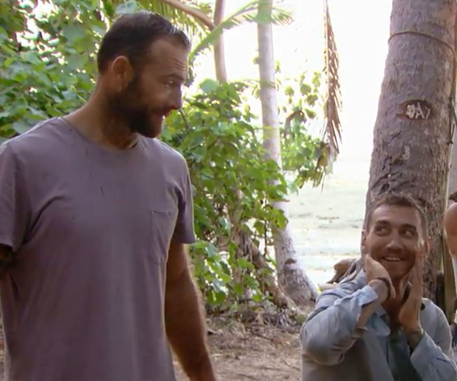 Survivor Australia: Mat Rogers and Commando Steve's bromance