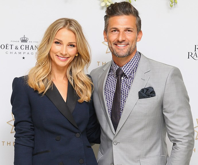 Newlyweds Tim Robards and Anna Heinrich reveal they're living apart