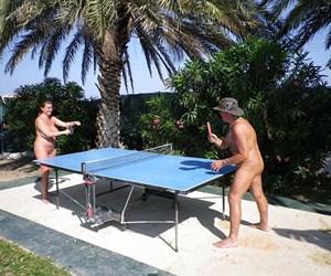 An indecent proposal: I got engaged on a nudist retreat!