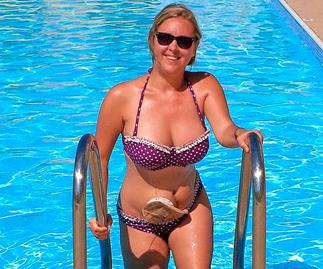 """""""We're PROUD of our bikini bodies!"""" These women are determined nothing will stand between them and their cossies"""