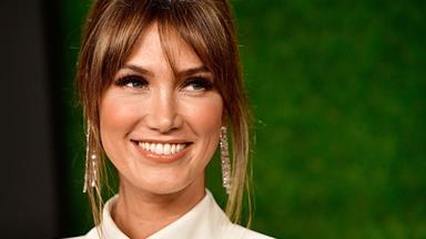 Congratulations! Delta Goodrem welcomes the newest member of the Goodrem family