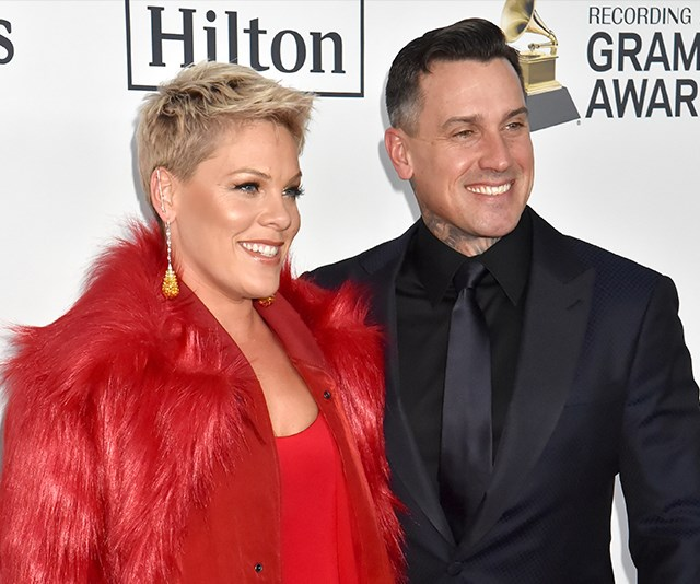 Pink's husband Carey Hart has a run in with an angry Brisbane local