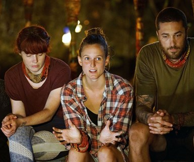Australian Survivor's Paige on shock elimination and why she thinks the Contenders made the wrong call