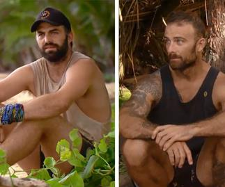 Survivor Australia: Is a feud arising between Commando Steve and Brian Lake?