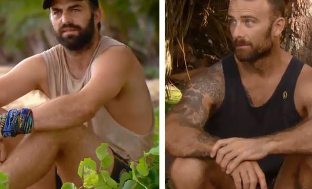 Survivor Australia: Is a feud arising between Commando Steve and Brian Lake?