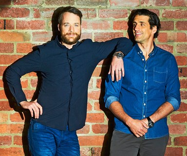 The real true story: Hamish and Andy on life, mateship and how it all began
