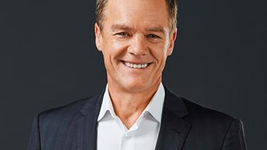 Neighbours star Stefan Dennis is loving his Wentworth cameo