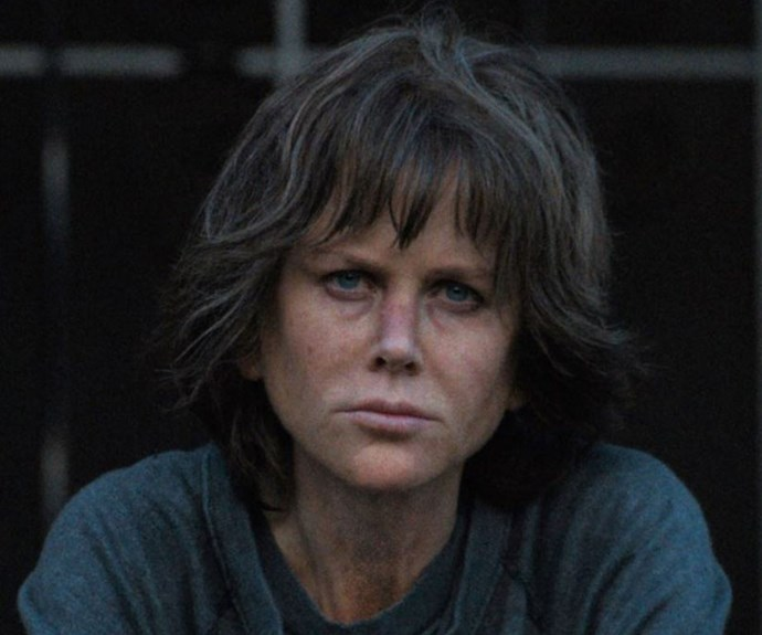 """Nicole Kidman transforms into """"a real middle-aged woman"""" for her role in Destroyer"""