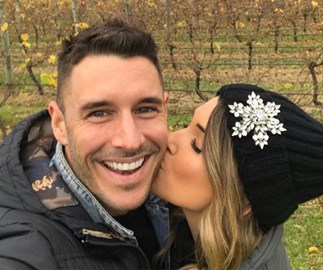 The Bachelorette sweethearts Georgia Love and Lee Elliot take the next big step