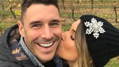The Bachelorette sweethearts Georgia Love and Lee Elliot take the next big step