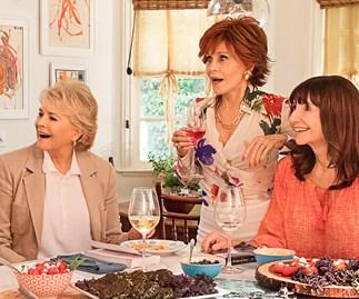 Jane Fonda Candice Bergen Book Club