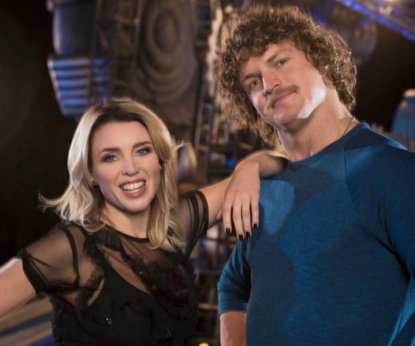 Dannii Minogue Nick Cummins Beastmaster