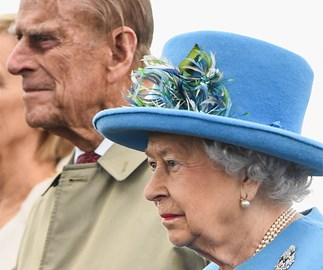 Queen Elizabeth and Prince Phillip throw their support behind Australia's drought-stricken farmers
