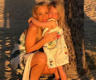 Carrie Bickmore's daughter had the cutest reaction to her mum's wrinkles