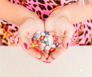 embryo placenta breastmilk jewellery