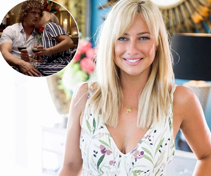 The Bachelor Australia's Romy says she's the victim of online bullying after THAT kiss with Nick