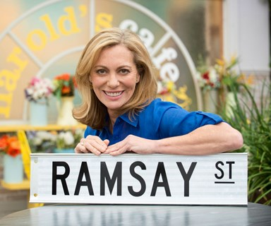 Exciting news! Kerry Armstrong joins the cast of Neighbours