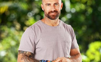 Steve 'Commando' Willis has found his softer side on Australian Survivor