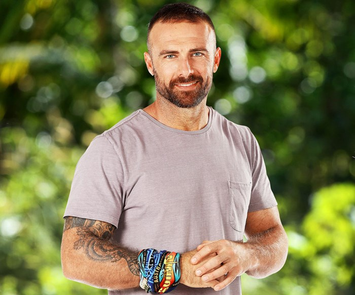 Steve 'Commando' Willis has found his softer side on Australian Survivor