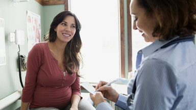 Your antenatal notes can be a bit confusing. We help you decipher what it all means ...