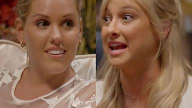 Blair hits back at The Bachelor Australia villain Romy
