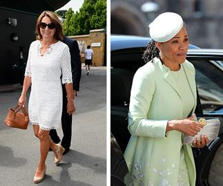 Carole Middleton and Doria Ragland: Meet the royal mothers-in-law