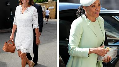 Carole Middleton and Doria Raglad: Meet the royal mothers-in-law