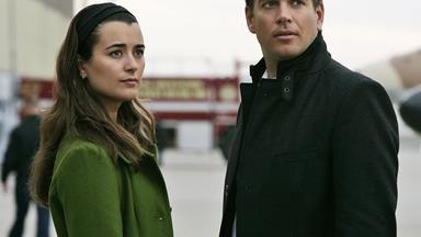 NCIS Alumni Michael Weatherly and Cote de Pablo reunite for new cop drama