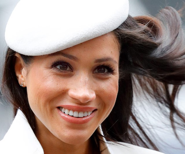 Duchess Meghan is set to appear in her first interview as a royal