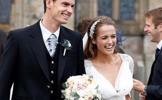 Andy Murray reveals the name of his new baby and it's too cute for words