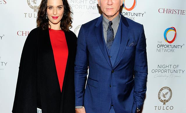 Actress Rachel Weisz welcomes new baby at 48 with husband Daniel Craig