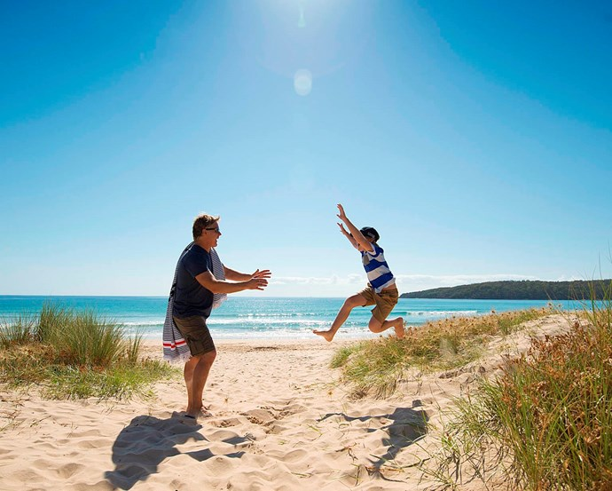 Win a Family Trip to Pambula Beach!