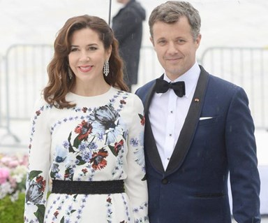 Crown Prince Frederik of Denmark has been hospitalised