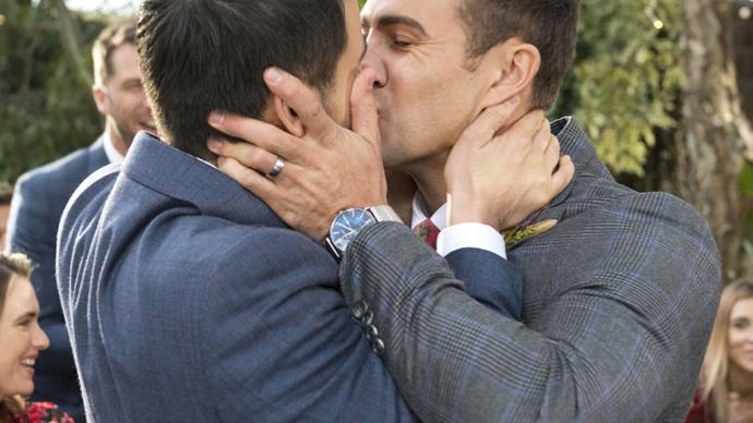 Australia's emotional response to the Neighbours same-sex wedding