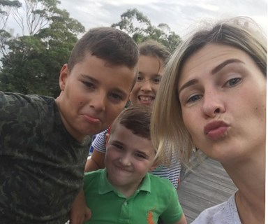 Real life: My ex-husband kidnapped my kids and fled to Lebanon