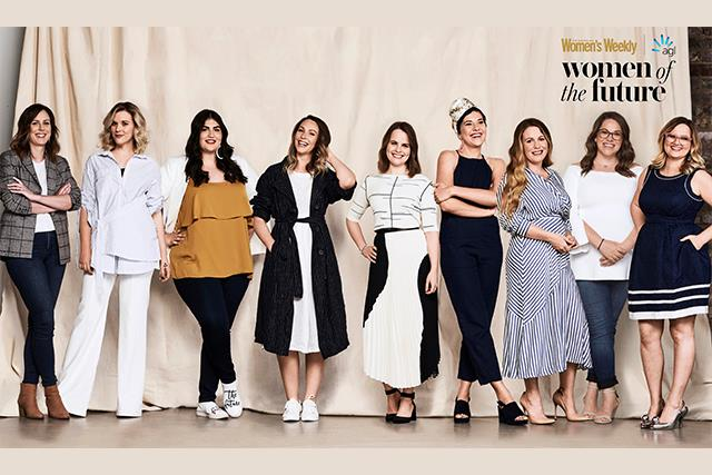 Women of the Future Awards: All the 2018 winners