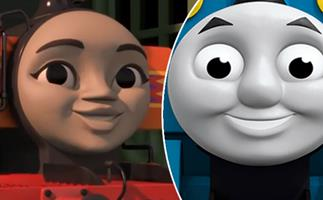 New female 'Thomas the Tank Engine and Friends' embraces the future with female characters