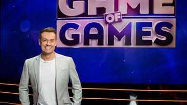 First Look: Grant Denyer kicks off new show Game of Games