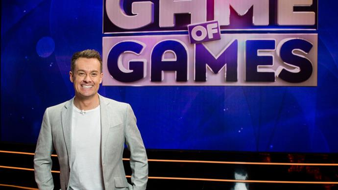 Grant Denyer Game of Games